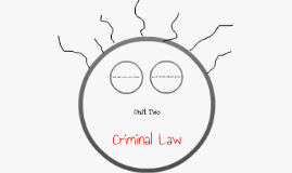 Intro to Criminal Law
