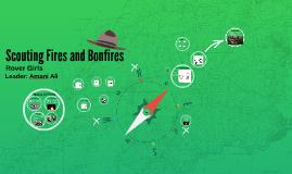Scouting Fires and Bonfires االنار الكشفية والمواقد لمواقد