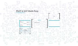 PSAT & SAT Math Prep