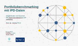 Portfoliobenchmarking mit IPD-Daten