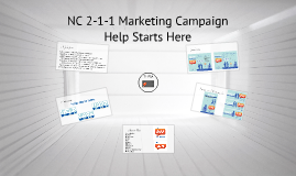 Copy of NC 2-1-1 Marketing Campaign