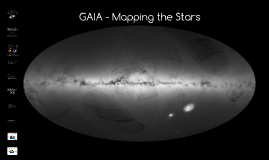 GAIA - Mapping the Stars