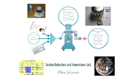 Smoke Detectors and Americium-241