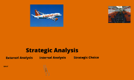 strategic analysis of easyjet essay Analysis of easyjet and indian low cost airlines strategies  differentiating strategy adopted by easyjet  documents similar to case study: easy jet easy_jet.