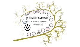 Wicca Not Satanism
