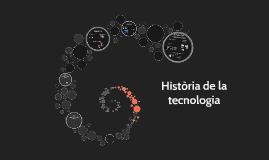 Història de la tecnologia