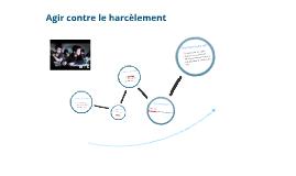 Copy of Le harcèlement