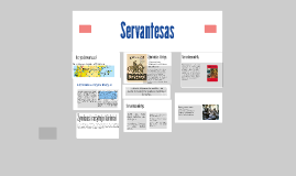 Copy of Servantesas