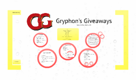 Gryphon's Giveaways