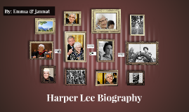 Harper Lee Biography