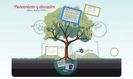 Planeamiento y Educación