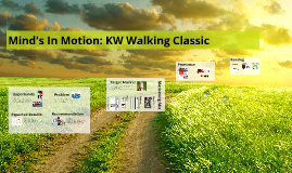 Mind's In Motion: KW Walking Classic