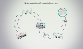 Alia and Nolan's Spanish Adventure 2015