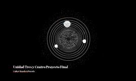 Unidad 3/4 Proyecto FInal