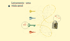 Copy of Letramento - uma visão geral