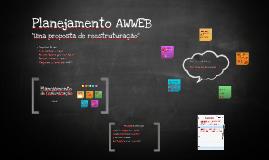 Planejamento AWWEB