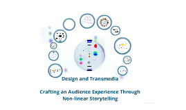 Design and Transmedia – Crafting an audience experience through non-linear storytelling
