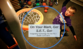 On your mark, get S.E.T., go!