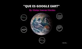 """""""Que es y para que sirve Google Eart"""""""