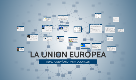 LA UNION EUROPEA Y SU PROCESO DE INTEGRACION