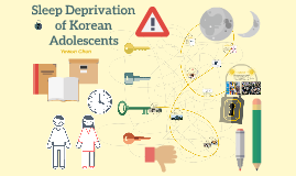 Sleep Deprivation of Korean Adolescents
