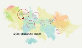 Mediterranean Trade