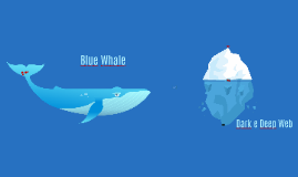 Blue Whale e Deep Web
