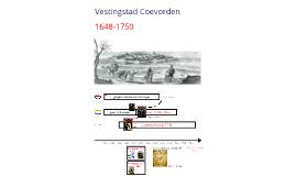 Coevorden 1648-1750