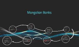 Mngolian Banks