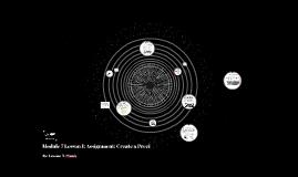 Copy of Module 7 Lesson 1: Assignment: Create a Prezi
