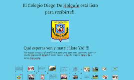 COLEGIO DIEGO DE HOLGUIN