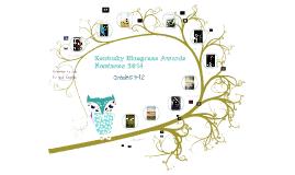 KBA Nominees 2014  Grades 9-12