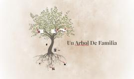 Un Arbol De Familia