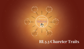 RL3.3 Charcter Traits