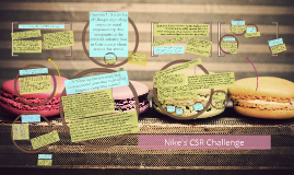 Copy of Nike's CSR Challenge