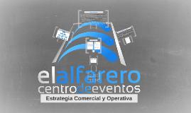 Propuesta Comercial El Alfarero Centro de Eventos