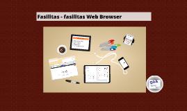 Fasilitas - fasilitas Web Browser