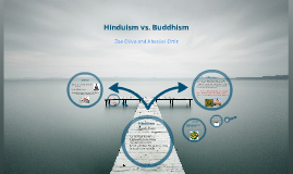 Hinduism vs. Buddhism
