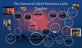Copy of The Immortal Life of Henrietta Lacks