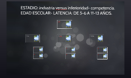 ESTADIO: industria versus inferioridad- competencia.