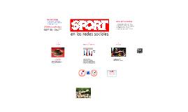 Copy of Redes Sociales y Prensa Deportiva