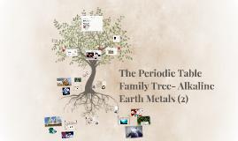 The periodic table family tree by lauren k on prezi urtaz Images