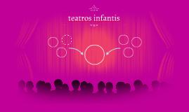 teatros infantis