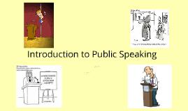 Copy of Public Speaking Presentation