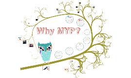 Why IB MYP?