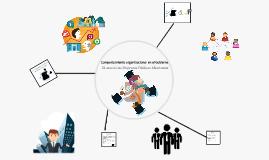Comportamiento organizacional en el Gobierno