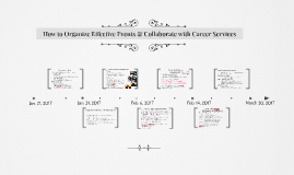How to Organize Events Collaborate with OCS