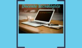Docente Tecnologico