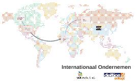 Copy of Internationaal Ondernemen
