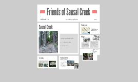 Friends of Sausal Creek